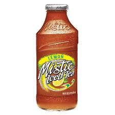 Mistic Lemon Iced Tea 16oz. bottles 24 per case