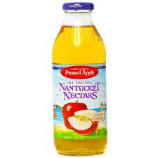 Nantucket Nectars Pressed Apple 16oz. bottles 24 per case