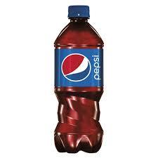 Pepsi 20oz. bottles 24 per case