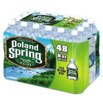 Poland Spring 8oz. bottles 48 per case