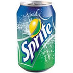 Sprite 12oz. cans 24 per case