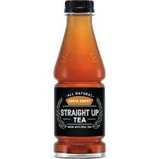 Straight Up Tea Sorta Sweet 18.5oz. bottles 24 per case