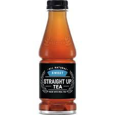 Straight Up Tea Sweet 18.5oz. bottles 24 per case