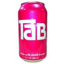 Tab 12oz. cans 24 per case
