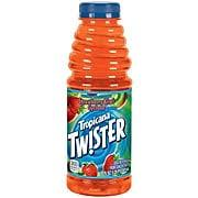 Tropicana Twister Strawberry Kiwi Cyclone 20oz. bottles 24 per case