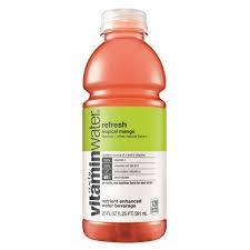 Vitamin Water Refresh 20oz. bottles 24 per case