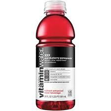 Vitamin Water XXX 20oz. bottles 24 per case