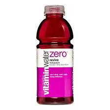 Vitamin Water ZERO Revive 20oz. bottles 24 per case