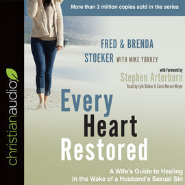 Every Heart Restored (Audio Book CD)