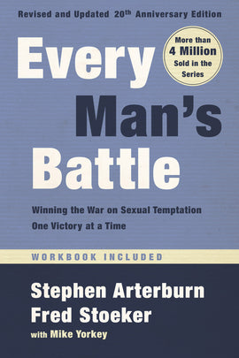 Every Man's Battle (w/ Workbook) - 20th Anniversary Edition