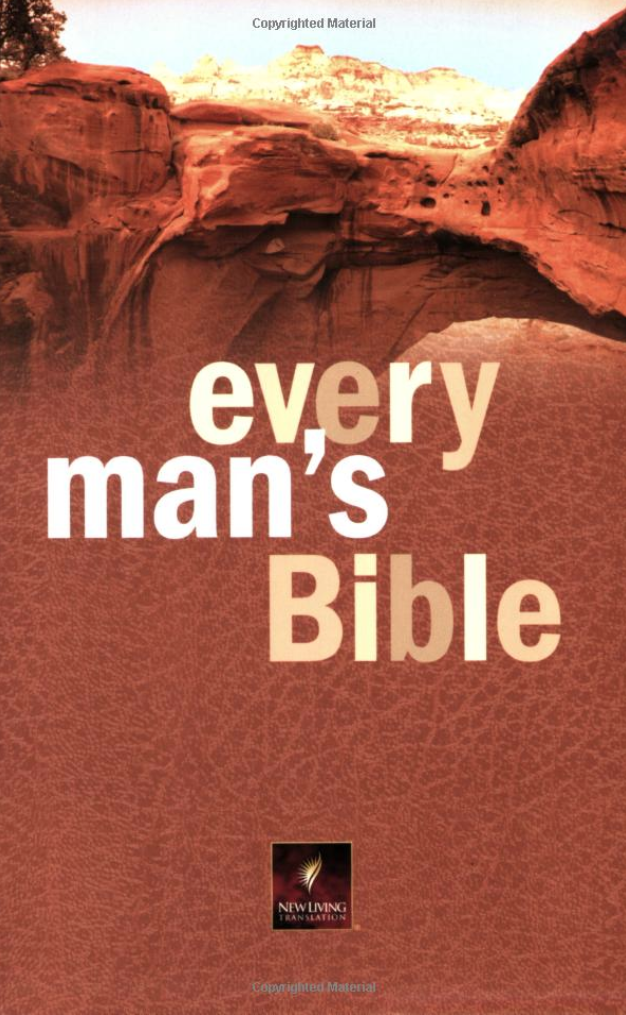 Every Man's Bible (NLT)