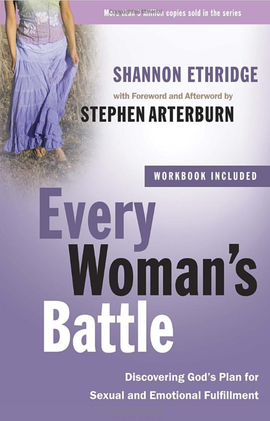 Every Woman's Battle (w/ Workbook)