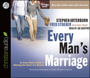 Every Man's Marriage (Audio Book CD)