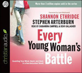 Every Young Woman's Battle (Audio Book CD)