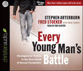 Every Young Man's Battle (Audio Book CD)