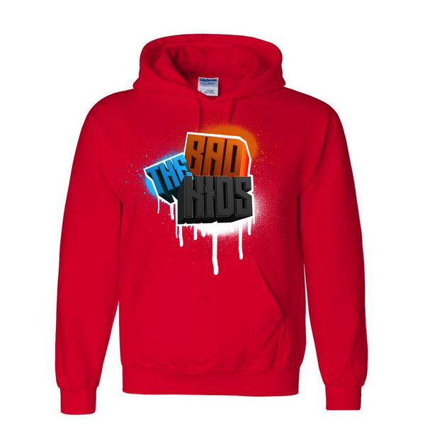 The Bad Kids Red Hoodie