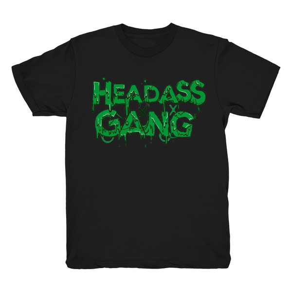 Headassgang Black T shirt