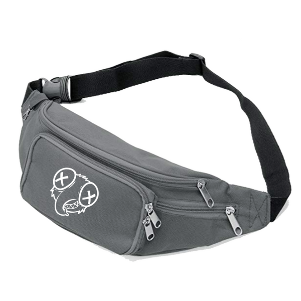 Stoopid fly Grey Fanny pack
