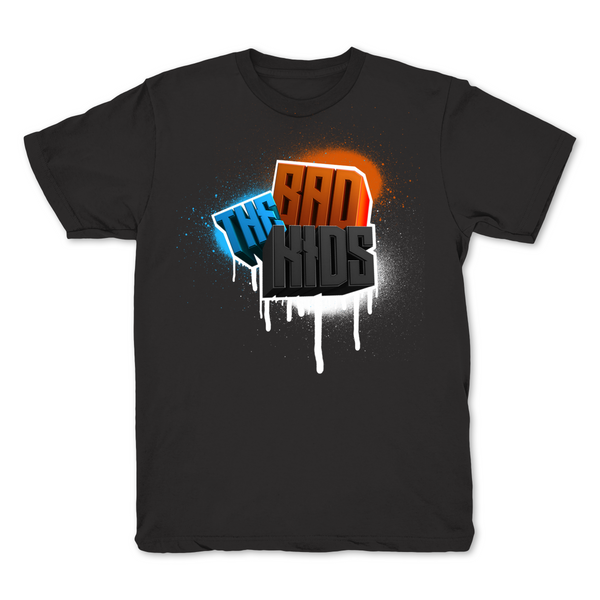 The Bad Kids Black T shirt
