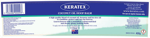 Keratex Coconut Hoof Oil Balm Clear