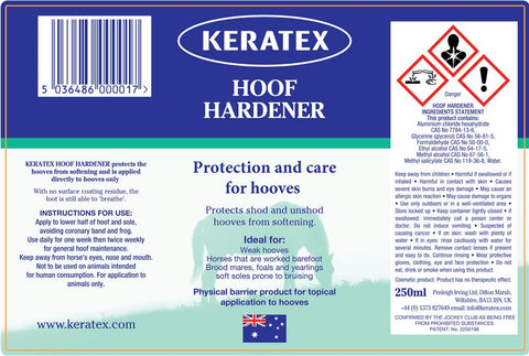 Keratex Hoof Hardener