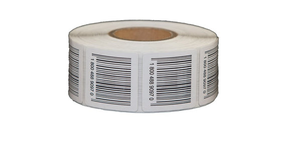 Barcode Labels - Checkpoint© Compatible 8.2MHZ - 400 Series