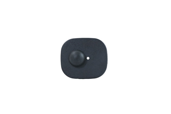 Mini Hard Tags Black (New) - Checkpoint© Compatible 8.2MHZ