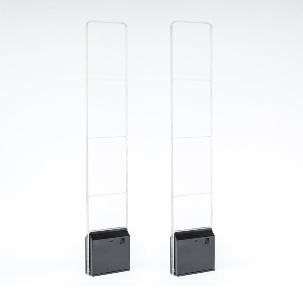 Dual Clear Vector Retail Security Towers (Refurbished)