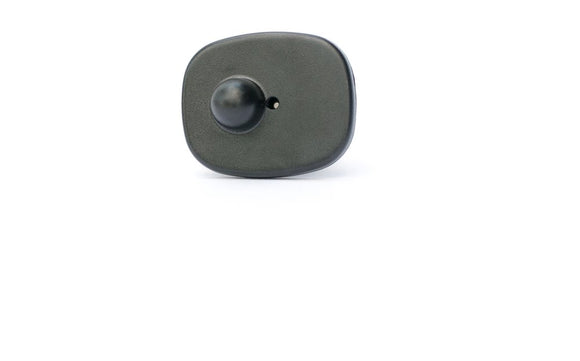 Mini Hard Tag Black - Checkpoint© Compatible 8.2MHz