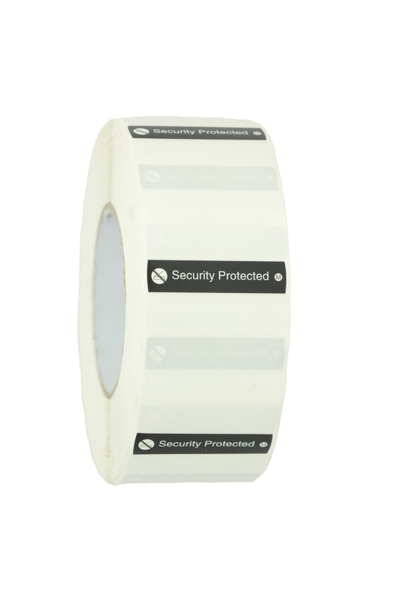 Security Protected Labels - No Frequency