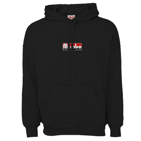 Smellyvision - Mambo Stock Deluxe Raw Seam Hoodie