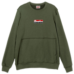 Smellyvision - Mambo Stock Deluxe Raw Edge Sweat