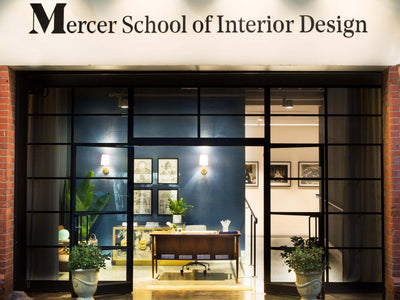 Mercer School of Interior Design