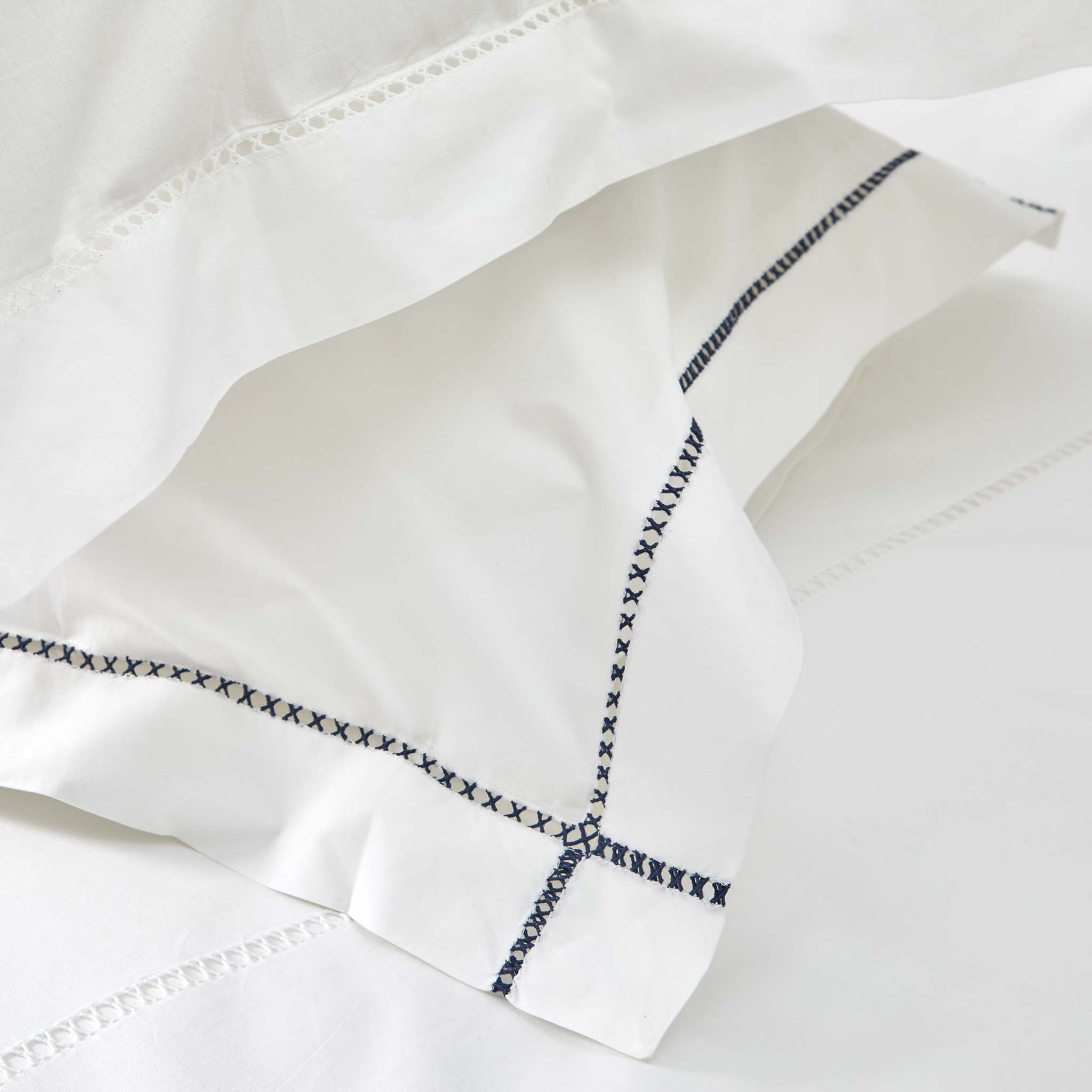 Hemstitched Pillowcases