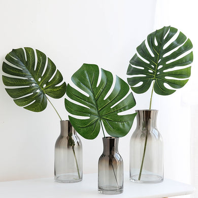 3PCS Leaf fresh style  artificial plant decor - My MAIDEN
