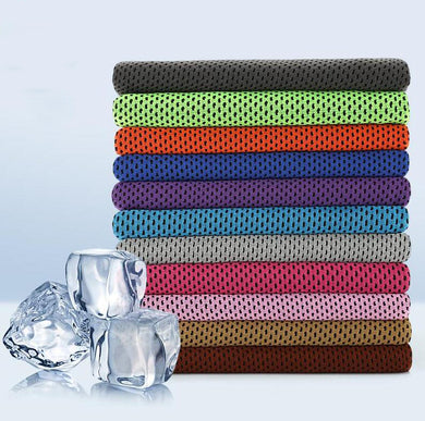 Sport Ice towel 9 colors 90*30cm