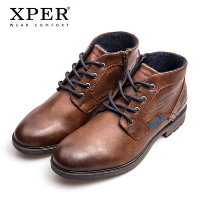 Men Casual Autumn Winter Shoes Big Size 40-48 - My MAIDEN