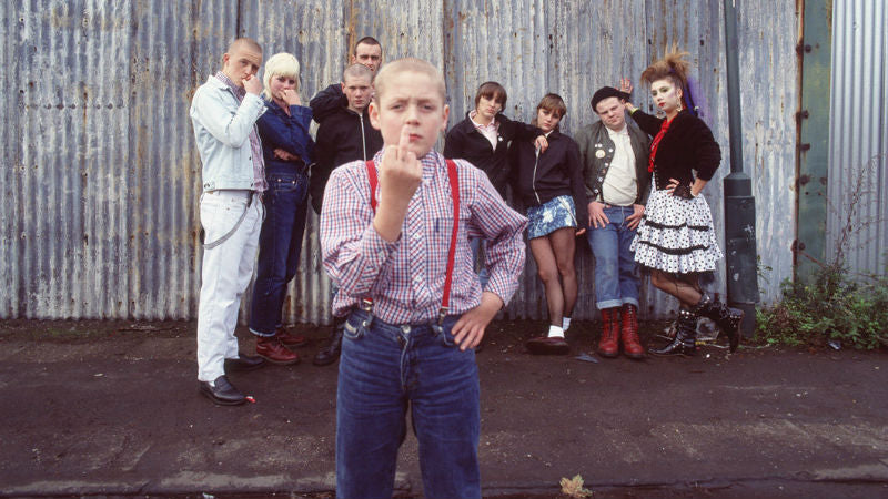 This Is England skinhead movie Shane Meadows Stephen Graham Vicky Mclure