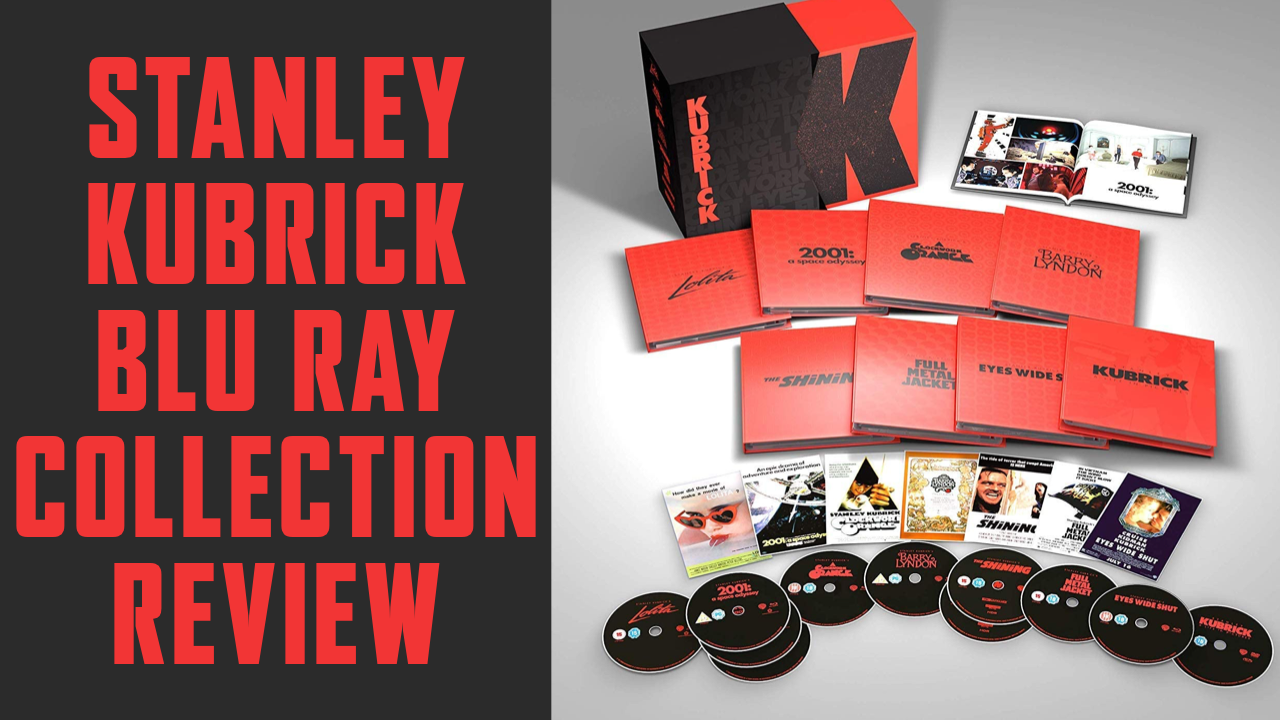 Stanley Kubrick Blu Ray Collection Review