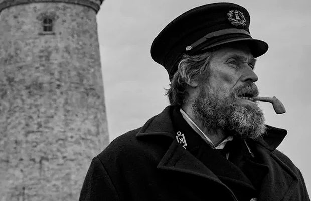 Willem Dafoe stars in Robert Eggers' The Lighthouse
