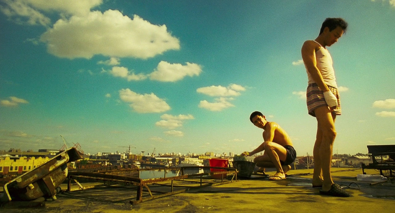 Happy Together Wong Kar Wai cinematography best films of 1997 best 90s movies top 10 90s films