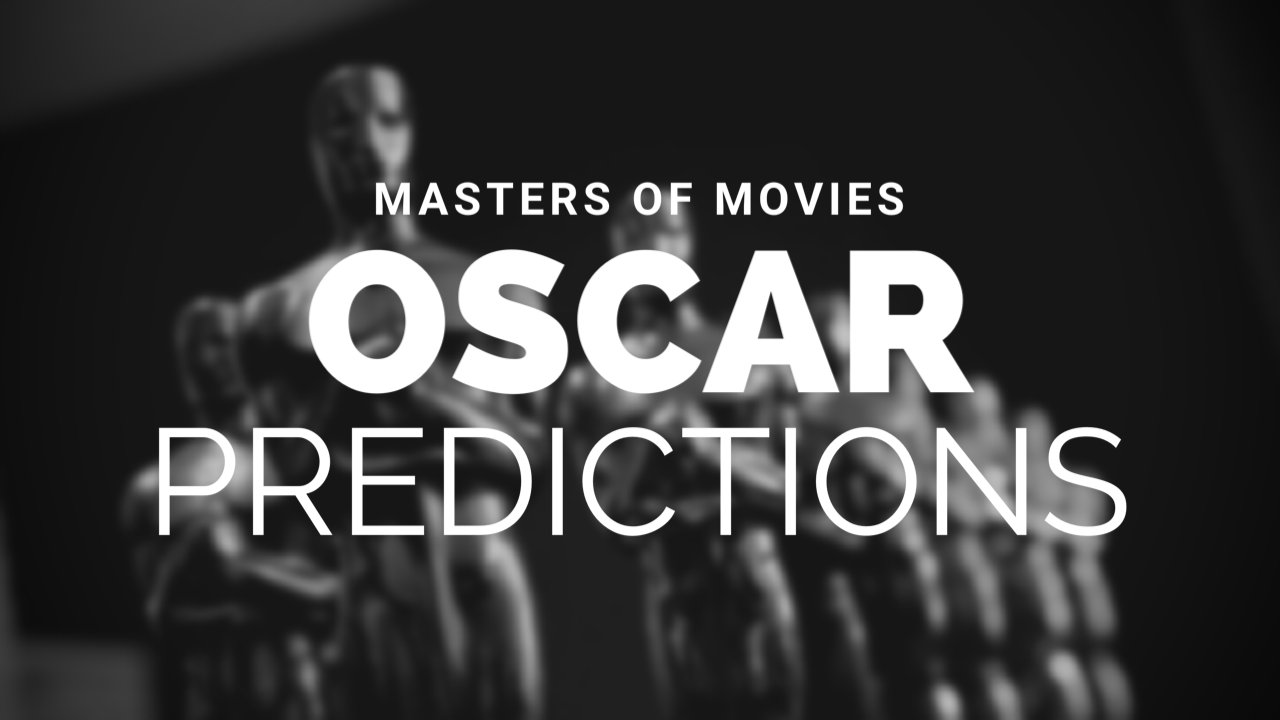 Oscar Predictions 2020