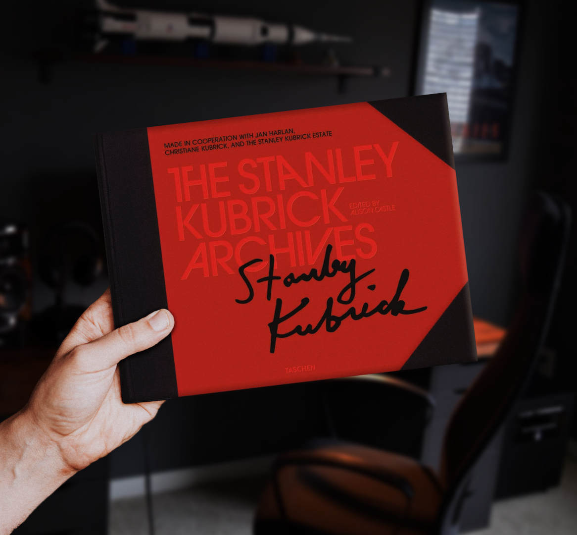 stanley kubrick archives archive book behind the scenes full metal jacket the shining clockwork orange 2001 a space odyssey eyes wide shut