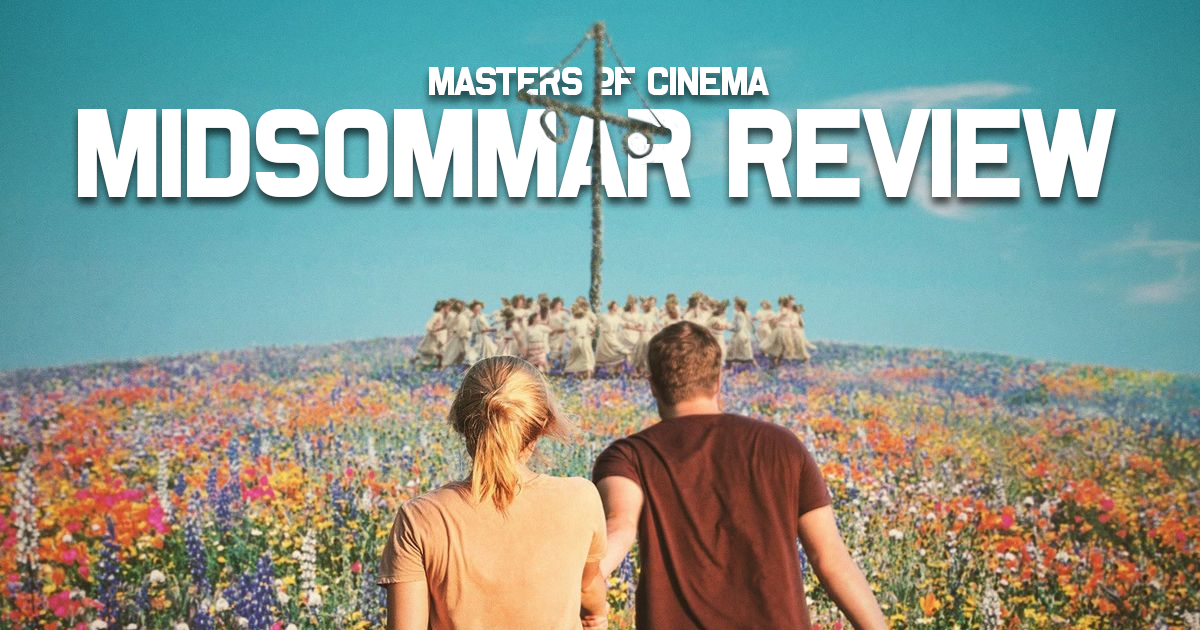 Florence Pugh, Will Poulter, Jack Reynor and William Jackson Harper star in Ari Aster's brand new folk horror film Midsommar