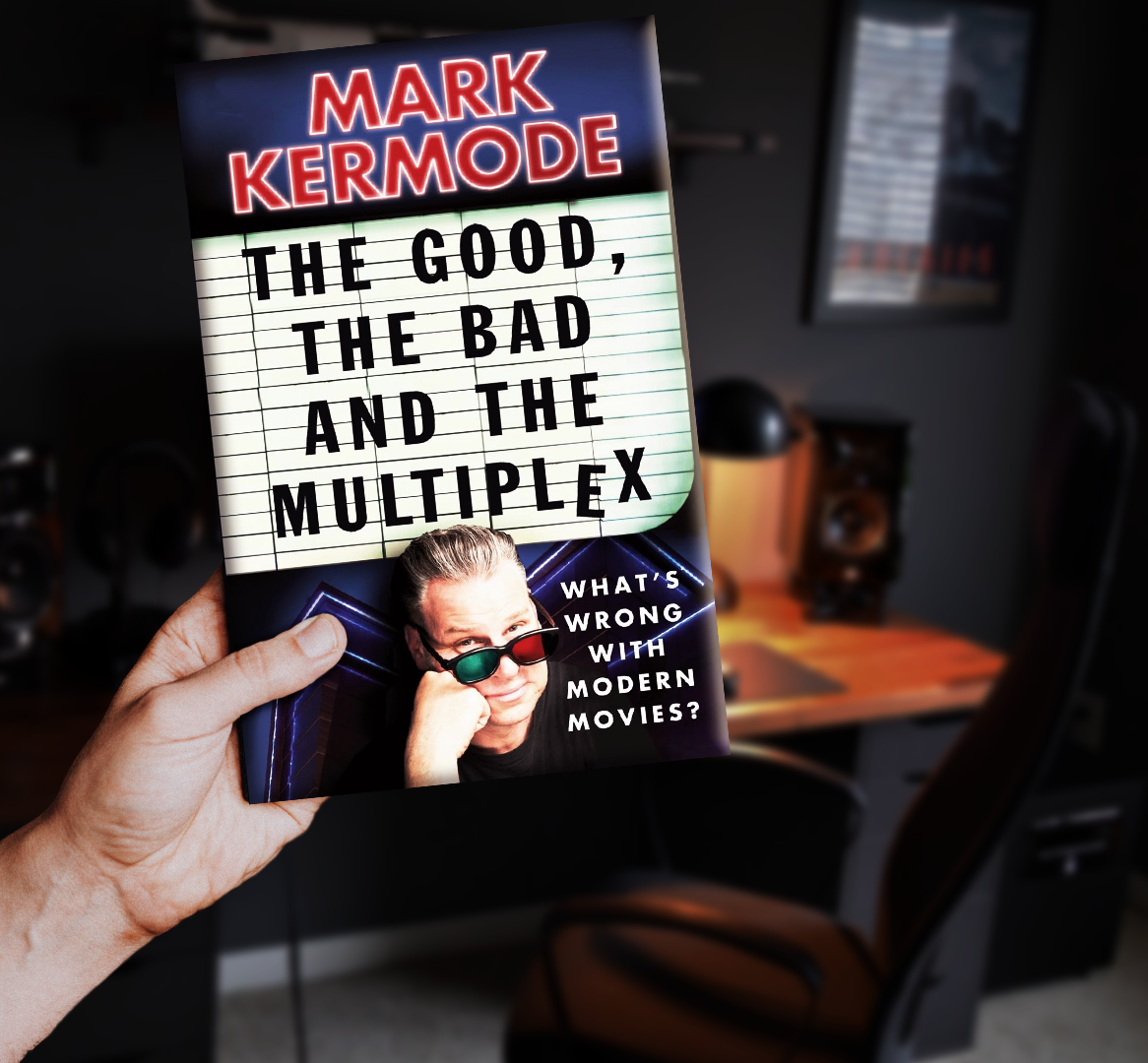 mark kermode books the good the bad and the multiplex cinema film critic modern movies blockbuster review