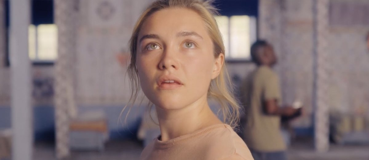 Florence Pugh starts in Ari Aster's  Midsommar