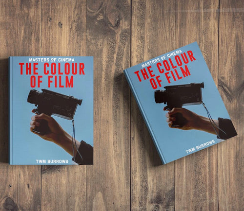 The Colour of Film eBook - Masters of Cinema Clothing