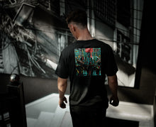 Load image into Gallery viewer, Tears in the Rain T-Shirt | Black - Masters of Cinema Clothing