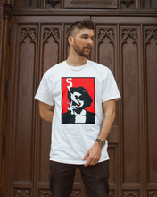 Load image into Gallery viewer, Marla T-Shirt (White) - Masters of Cinema Clothing