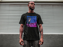 Load image into Gallery viewer, Neon Joi T-Shirt | Black - Masters of Cinema Clothing